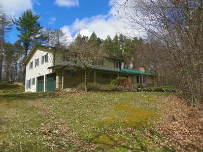 Forest County Single Family Home Active - Under Contract: 1887 Route 36