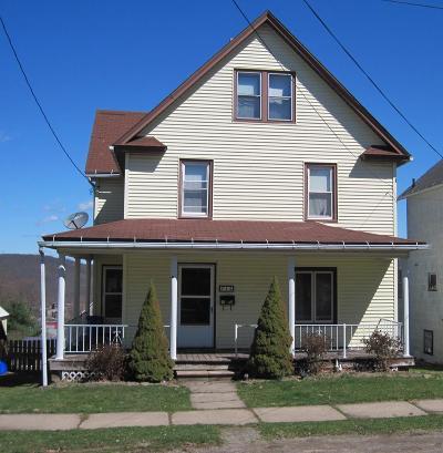 Venango County Single Family Home For Sale: 14 East Seventh