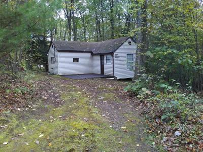 Forest County Single Family Home For Sale: 195 Lazy Lane