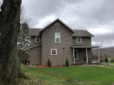 Venango County Single Family Home Active - Under Contract: 183 Ridgeway Hill Rd