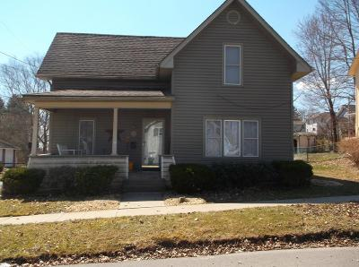 Clarion PA Single Family Home For Sale: $97,000