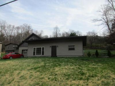 Venango County Single Family Home For Sale: 293 Ahrensville Rd