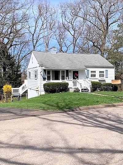 Venango County Single Family Home For Sale: 465 Wendy Way