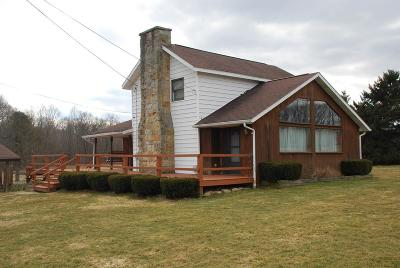 Clarion County Single Family Home For Sale: 60 Rocky Grove Lane