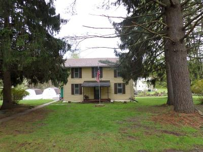 Clarion County Single Family Home For Sale: 102 Bernard Lane