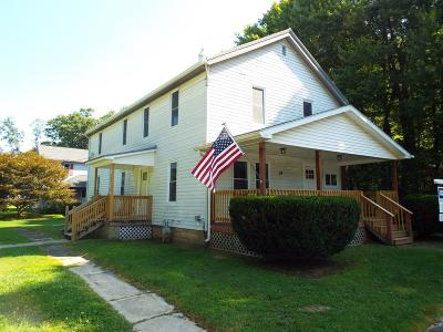 Clarion County Single Family Home For Sale: 94 Double J Lane