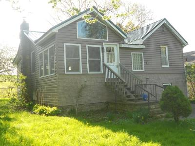 Lucinda PA Single Family Home For Sale: $52,500