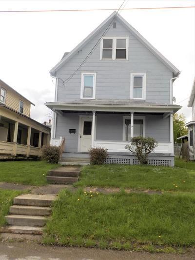 Venango County Single Family Home For Sale: 11 East Fifth