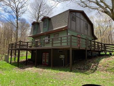 Venango County Single Family Home Active - Under Contract: 22866 Coe Road