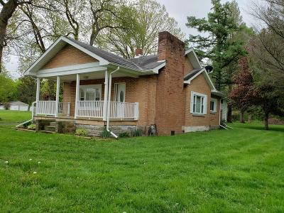 Venango County Single Family Home For Sale: 5588 Route 322