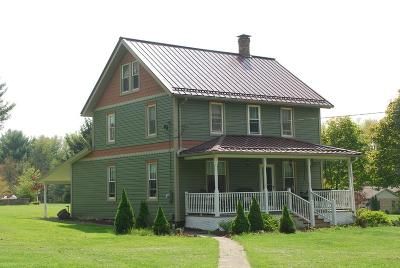 Lucinda PA Single Family Home For Sale: $224,900