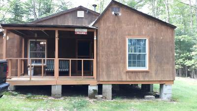Forest County Single Family Home For Sale: 1524 Chestnut Trail