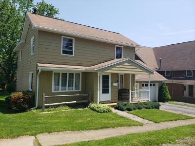 Clarion PA Single Family Home For Sale: $123,500