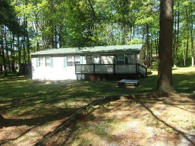 Forest County Single Family Home For Sale: 224 Blackbeary Lane