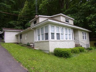 Forest County Single Family Home For Sale: 22781 Route 62