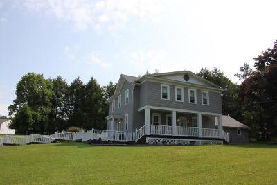 Venango County Single Family Home For Sale: 1548 Coal City Road