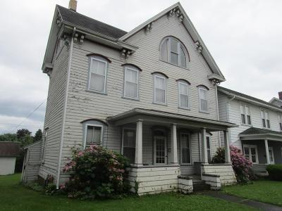 Clarion County Multi Family Home For Sale: 538 Wood Street