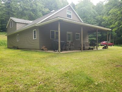 Clarion County Single Family Home For Sale: Lot 10, 11 Riverbends Dr,