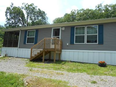 Forest County Single Family Home For Sale: 724 Trunkeyville Road