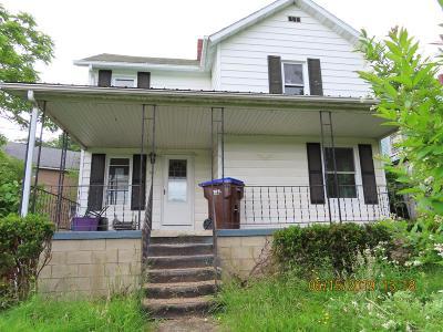 Venango County Single Family Home For Sale: 159 Meadville Pike
