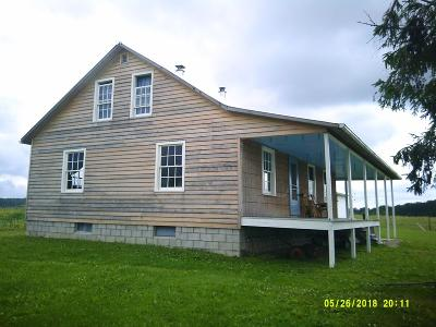 Tionesta PA Single Family Home For Sale: $42,000