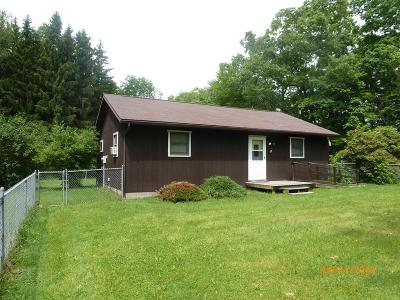 Venango County Single Family Home Active - Under Contract: 439 Buttermilk Hill Road