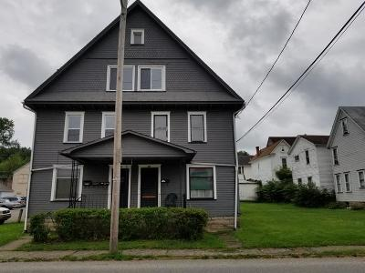 Venango County Multi Family Home Active - Under Contract: 205/205.5 East Second Street