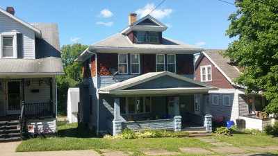 Venango County Single Family Home Active - Under Contract: 212 East 6th Street