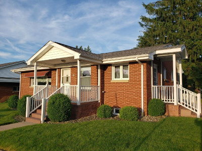 Clarion PA Single Family Home For Sale: $98,500