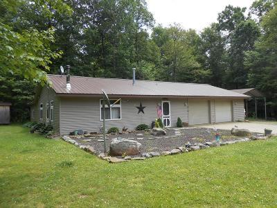 Venango County Single Family Home Active - Under Contract: 327 Bodamer Rd