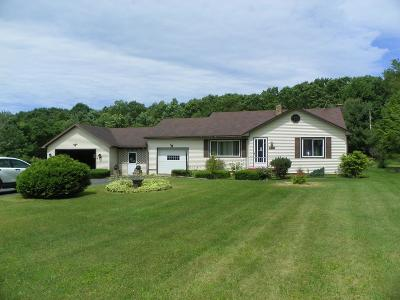 Forest County Single Family Home For Sale: 3111 German Hill Road