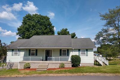 Clarion County Single Family Home Active - Under Contract: 341 Washington