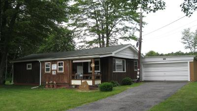 Forest County Single Family Home For Sale: 44193 Route 66