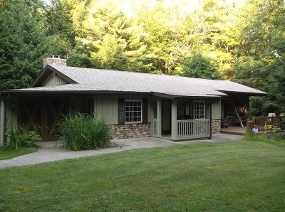 Forest County Single Family Home For Sale: 1349 Greenwood Road