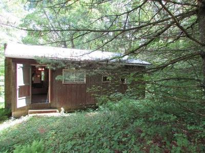 Leeper PA Single Family Home For Sale: $63,500