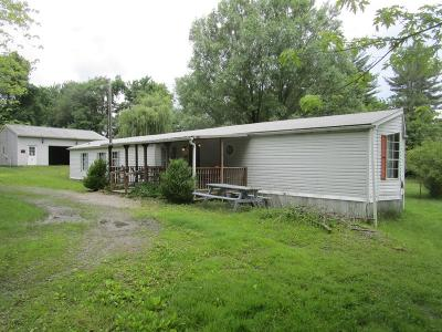 Strattanville PA Single Family Home For Sale: $56,500