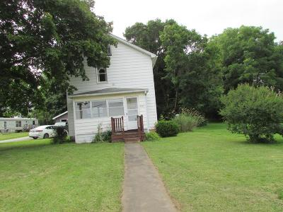 Clarion County Single Family Home Active - Under Contract: 665 W Back Street