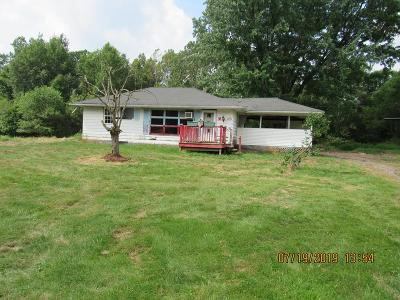 Venango County Single Family Home Active - Under Contract: 125 Kern Lane
