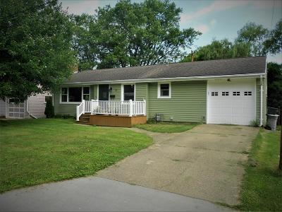 Clarion PA Single Family Home For Sale: $109,900