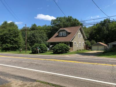 Venango County Single Family Home For Sale: 583 Halyday Run Rd