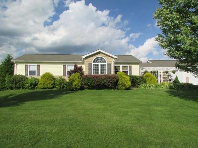 Clarion County Single Family Home For Sale: 29 Sandrock Road