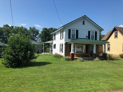 Venango County Single Family Home Active - Under Contract: 7174 Route 322