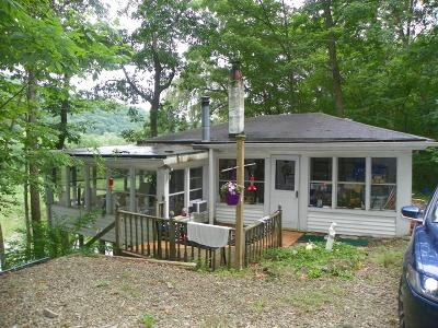 Forest County Single Family Home Active - Under Contract: 7423 Route 62