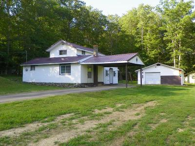 Forest County Single Family Home For Sale: 664 Poland Hill Road