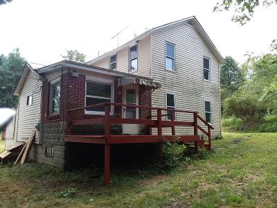 Turkey City PA Single Family Home For Sale: $45,000