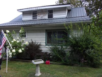 Clarion PA Single Family Home For Sale: $54,900