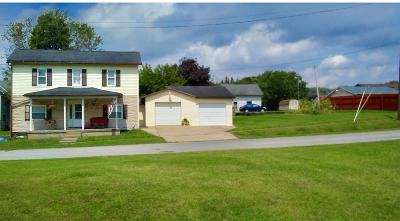 Sligo PA Single Family Home For Sale: $92,000