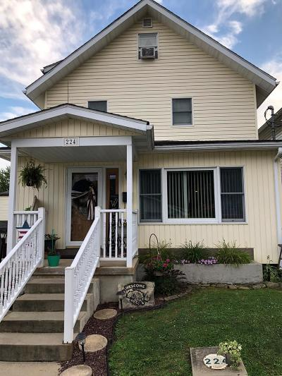 New Bethlehem PA Single Family Home For Sale: $75,000