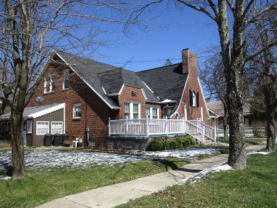 Forest County Single Family Home For Sale: 103 Chestnut
