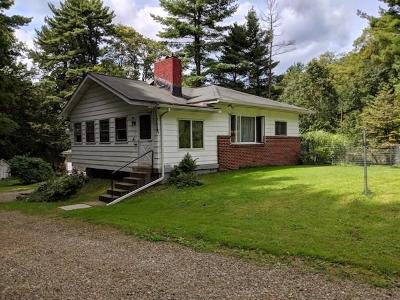 Forest County Single Family Home For Sale: 3028 Guitonville Road